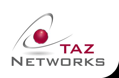 TAZ Networks logo